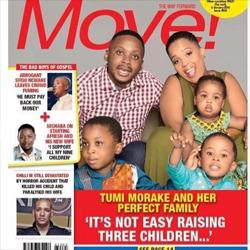 Mpho Osei-Tutu and Tumi Morake featured in Move